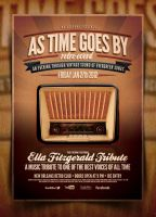 Retro Poster Template Vol. 5 by IndieGround