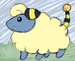 mareep by quagswagger
