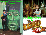Joshua Orro is The Wizard of Oz by montey4