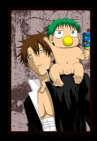 Beelzebub - ch 64 Cover by dct21