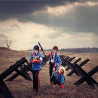 Valkyria Chronicles II cosplay. 12 by aKami777