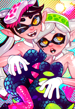 Fresh Sushi by tinypaint