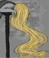 The girl with the golden hair by chocolatyme