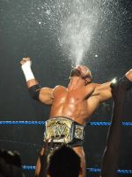 Triple H entrance by Kammerice