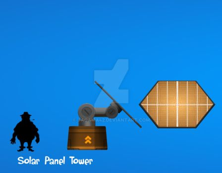 Solar Panel by jagama42