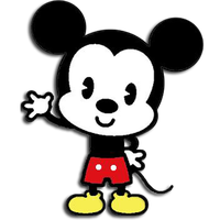 Png baby mickey mause by mingaamorir