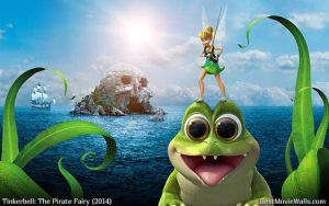 Tinkerbell and The Pirate Fairy 05 BestMovieWa by BestMovieWalls