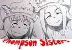 Thompson Sisters by 19flameprincess