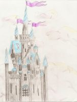 Castle on a Cloud by iamadisneyprincess