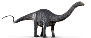 Jurassic World: Apatosaurus by sonichedgehog2