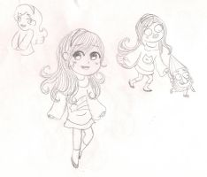 Lots of Mabel by RosieMe