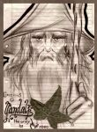 GANDALF THE GRAY by KEEPERMAKY
