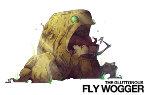 Fly Wogger by SzGfx