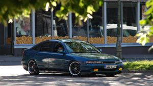 Mazda 626 by ShadowPhotography