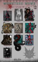 Monsters Meme - Stitches by Iron-Fox