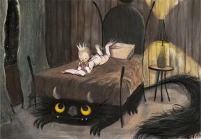 Terrible Yellow Eyes - Gallery Nucleus - 1 of 2 by sawarahh