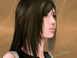 never had enough of Tifa by edwarddesu