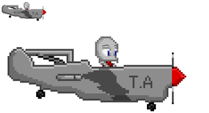 Custom plane (Possible W.I.P by GingerandSirus4
