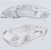 GT 40 Projects by vsdesign69