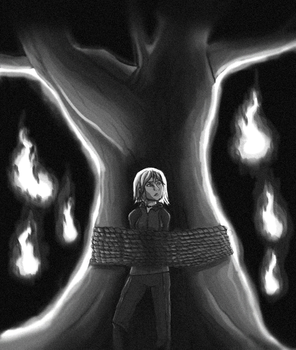 The Heart of Time Chapter 3 illustration by AMEcco