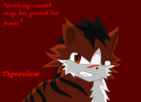 Tigerclaw by thelongdreamer