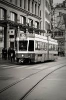 Tram by pinguinette