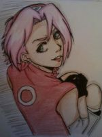 The Will Of Fire: Sakura Haruno by Millie-Rose13
