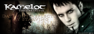 Kamelot - Tommy Karevik Timeline Cover (Lyrics) by xandra73