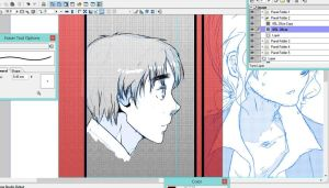 possible (very short) Hetalia Doujinshi? by dare-to-OC