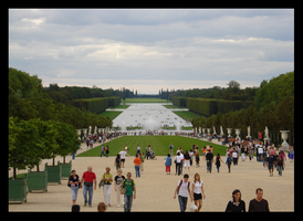 A day at Versailles by BluePalmTree