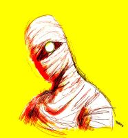 Mummy Guy - Second Version by Tysirr