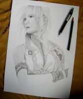 Final Fantasy XIII - Lightning by mystic-pUlse