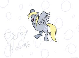 MLP - Derpy Hooves by MysteryFanBoy718