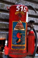 Fire Extinguisher by nes1973