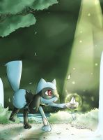 PMD, Luminous Springs by DrawerElma