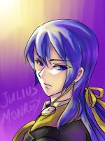 Julius Monrey by christon-clivef
