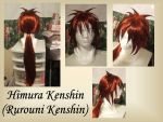 Himura Kenshin wig commission by maggifan