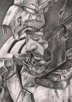 'IRON MAN 3' Robert Downey JR graphite drawing by Pen-Tacular-Artist