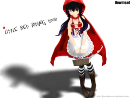 MMD: Little Red DL by 00psy