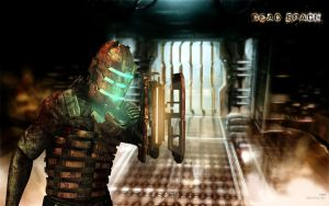 Dead Space Wallpaper by igotgame1075
