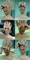 Goku Wip by RPG-Creations