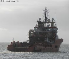 Norwegian tug-offshore supply vessel Normand Borg by roodbaard1958