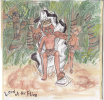 Lord of the Flies by onysa
