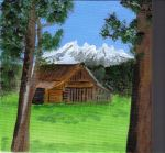 Cabin by audamay