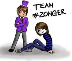Zombey und GermanLetsPlay by MiaTheOne