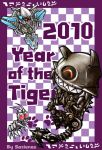 Year of the tiger by sazienas