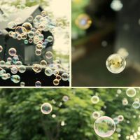 I Heart Bubbles by mamiia