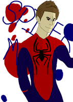 Spiderman, Spiderman by Willow0000
