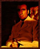 The Man with the Golden Gun by PaulBaack
