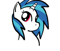DJ PON-3 IN DAH HOUSE!!! by CritterInvasion